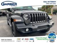 2020 Jeep Wrangler Unlimited 4x4 Sport 4dr SUV