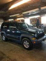 2005 Jeep Liberty Sport 4WD 4dr SUV