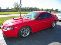 2003 Ford Mustang GT Premium 2dr Fastback