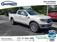 2019 Ford Ranger 4x2 Lariat 4dr SuperCab 6.1 ft. SB Pickup