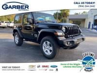 2020 Jeep Wrangler 4x4 Sport 2dr SUV