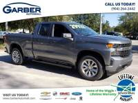 2020 Chevrolet Silverado 1500 4x2 Custom 4dr Double Cab 6.6 ft. SB