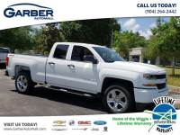 2019 Chevrolet Silverado 1500 LD 4x4 Custom 4dr Double Cab 6.5 ft. SB
