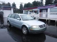 2002 Volkswagen Passat GLX 4dr Wagon V6