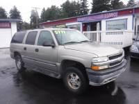 2002 Chevrolet Suburban 1500 LS 2WD 4dr SUV