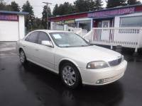 2004 Lincoln LS Sport 4dr Sedan V8