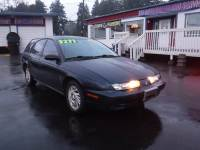 1998 Saturn S-Series SW2 4dr Wagon