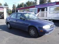 1998 Suzuki Esteem GLX 4dr Sedan