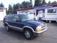 1999 Chevrolet Blazer 4dr LS 4WD SUV