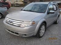 2008 Ford Taurus X Limited 4dr Wagon