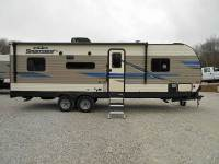 2020 KZ Sportsmen LE 250THLE Travel Trailer Toy Hauler - 26 Ft - Party Deck