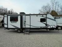 2019 Keystone Sunset Trail SuperLite 250RK Travel Trailer - 26 Ft - 3 Slides - Like New!