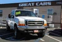 1999 Ford F-250 Super Duty 4dr XLT 4WD Extended Cab SB