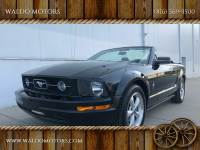 2007 Ford Mustang V6 Deluxe 2dr Convertible