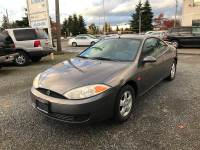 2001 Mercury Cougar 2dr Hatchback I4