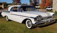 1957 Mercury Montclair Convertible