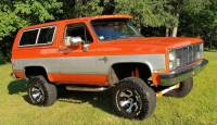1988 Chevrolet Blazer 2dr Silverado 4WD SUV