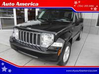 2012 Jeep Liberty 4x4 Limited 4dr SUV