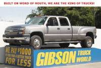 2007 Chevrolet Silverado 3500 Classic LT Leather Crew Cab Dually