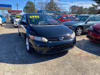 2008 Honda Civic EX-L 2dr Coupe 5A