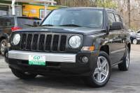 2008 Jeep Patriot Limited 4dr SUV w/CJ1 Side Airbag Package