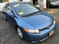 2008 Honda Civic EX 2dr Coupe 5A