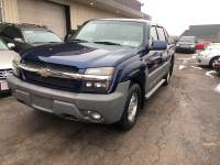 2002 Chevrolet Avalanche 4dr 1500 4WD Crew Cab SB