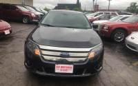 2011 Ford Fusion AWD Sport 4dr Sedan