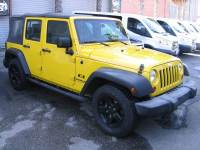2009 Jeep Wrangler Unlimited 4x2 X 4dr SUV