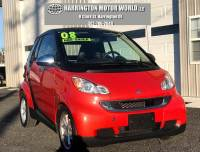 2008 Smart fortwo passion cabrio 2dr Cabriolet