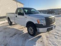 2011 Ford F-150 4x4 XL 2dr Regular Cab Styleside 8 ft. LB