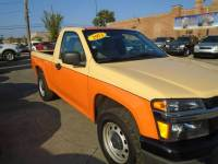 2012 Chevrolet Colorado 4x2 Work Truck 2dr Regular Cab