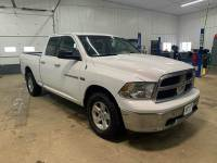2012 RAM Ram Pickup 1500 4x4 SLT 4dr Quad Cab 6.3 ft. SB Pickup