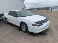 2004 Chevrolet Monte Carlo LS 2dr Coupe