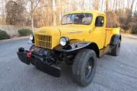 1946 Dodge WDX Power Wagon