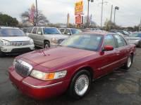 2001 Mercury Grand Marquis LS Premium 4dr Sedan