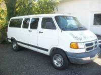 2000 Dodge Ram Wagon 3dr 2500 Extended Passenger Van