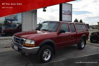 2000 Ford Ranger SUPER CAB