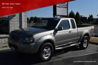2001 Nissan Frontier KING CAB XE