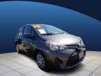 2015 Toyota Yaris L HATCHBACK SEDAN 4D