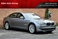 2012 BMW 7 Series AWD 750i xDrive 4dr Sedan