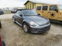 2017 Volkswagen Beetle Convertible 1.8T SEL 2dr Convertible