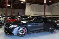 2016 Mercedes-Benz S-Class AWD AMG S 63 4MATIC 2dr Coupe