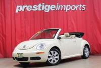 2008 Volkswagen New Beetle Convertible S PZEV 2dr Convertible 6A