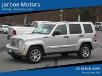 2012 Jeep Liberty 4x4 Latitude 4dr SUV