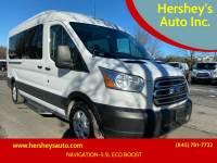 2019 Ford Transit Passenger 350 XLT 3dr LWB Medium Roof Passenger Van w/Sliding Passenger Side Door