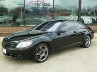 2009 Mercedes-Benz CL-Class AWD CL 550 4MATIC 2dr Coupe