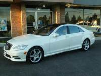 2010 Mercedes-Benz S-Class AWD S 550 4MATIC 4dr Sedan