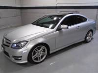2013 Mercedes-Benz C-Class AWD C 350 4MATIC 2dr Coupe