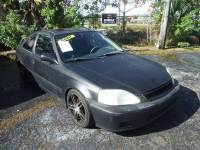 2000 Honda Civic EX 2dr Coupe